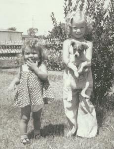 Nita, me 1942
