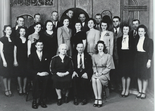 Willems family 1947