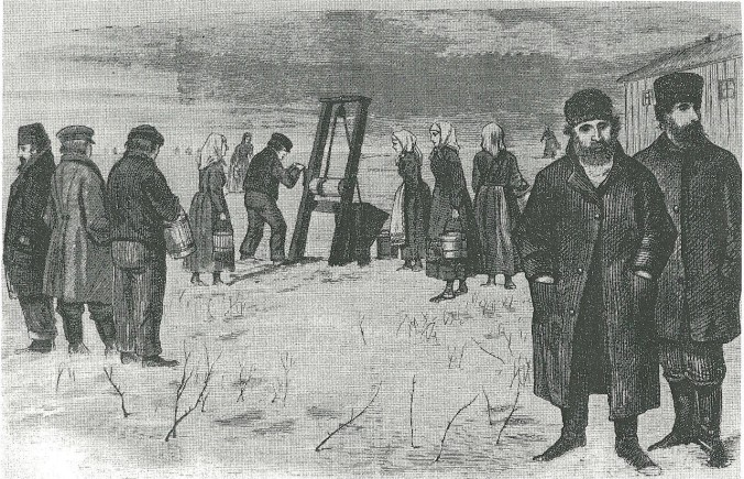 1875 sketch at the well 001