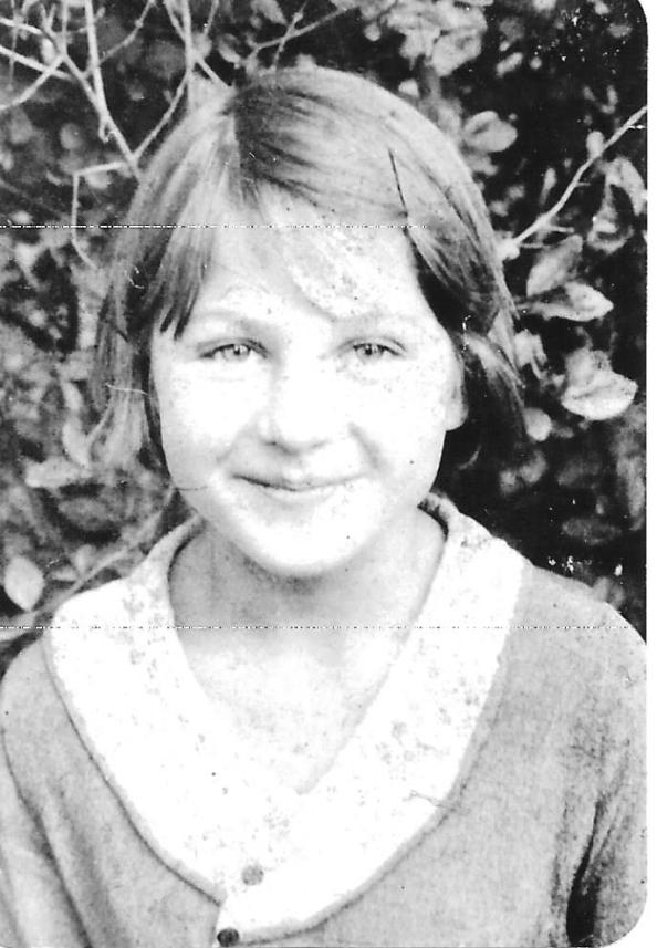 Agnes Young 12 yrs